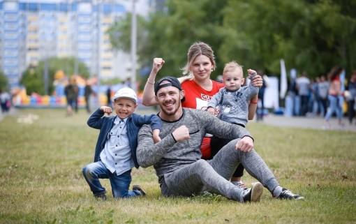 6 мая в большой семье Романа и Юлии Богатовых родился сын!