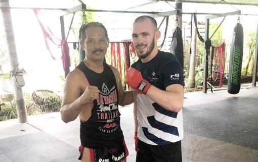 Роман Богатов начал подготовку в Тайланде